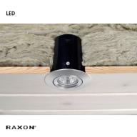 LD800 SafeSpot LED Gu10 Alu