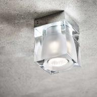 Ice Cube Downlight klar-chrome